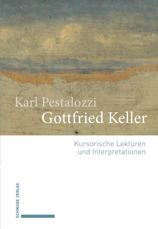 Gottfried Keller By Schwabe Verlag Issuu