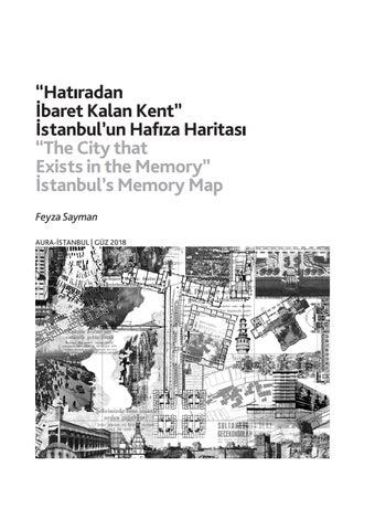 "Page 10 of ""Hatıradan İbaret Kalan Kent"" İstanbul'un Hafıza Haritası / ""The City that Exists in the Memory"" İstanbul's Memory Map"