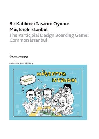 Page 46 of Bir Katılımcı Tasarım Oyunu: Müşterek İstanbul / The Participial Design Boarding Game: Common İstanbul - Özlem Delikanlı