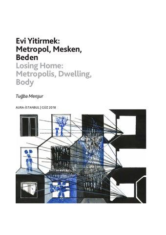 Page 54 of Evi Yitirmek: Metropol, Mesken, Beden / Losing Home: Metropolis, Dwelling, Body - Tuğba Menşur