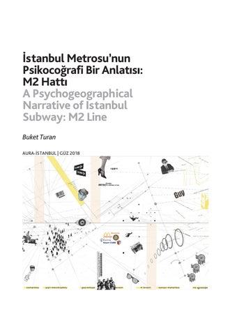 Page 58 of İstanbul Metrosu'nun Psikocoğrafi Bir Anlatısı: M2 Hattı / A Psychogeographical Narrative of Istanbul Subway: M2 Line - Buket Turan