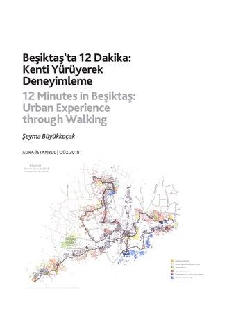 Page 62 of Beşiktaş'ta 12 Dakika: Kenti Yürüyerek Deneyimleme / 12 Minutes in Beşiktaş: Urban Experience through Walking - Şeyma Büyükkoçak
