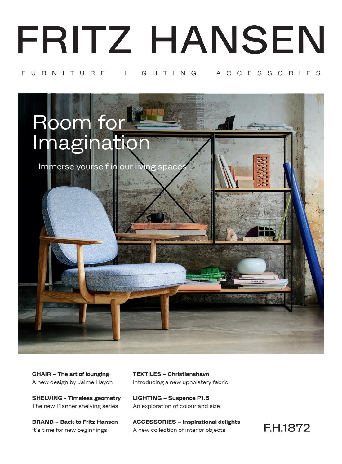 Xtra Fritz Hansen Paper 2019 By Xtra Furniture Issuu
