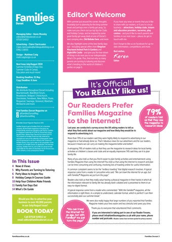 Page 3 of It's Official! You REALLY like us!