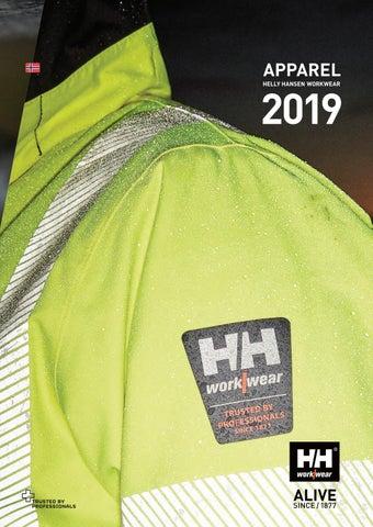 6a819461 Helly Hansen Workwear 2019 Norwegian by Triobutikken - issuu