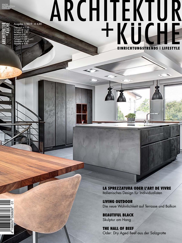 architektur + küche 2019fachschriften verlag - issuu
