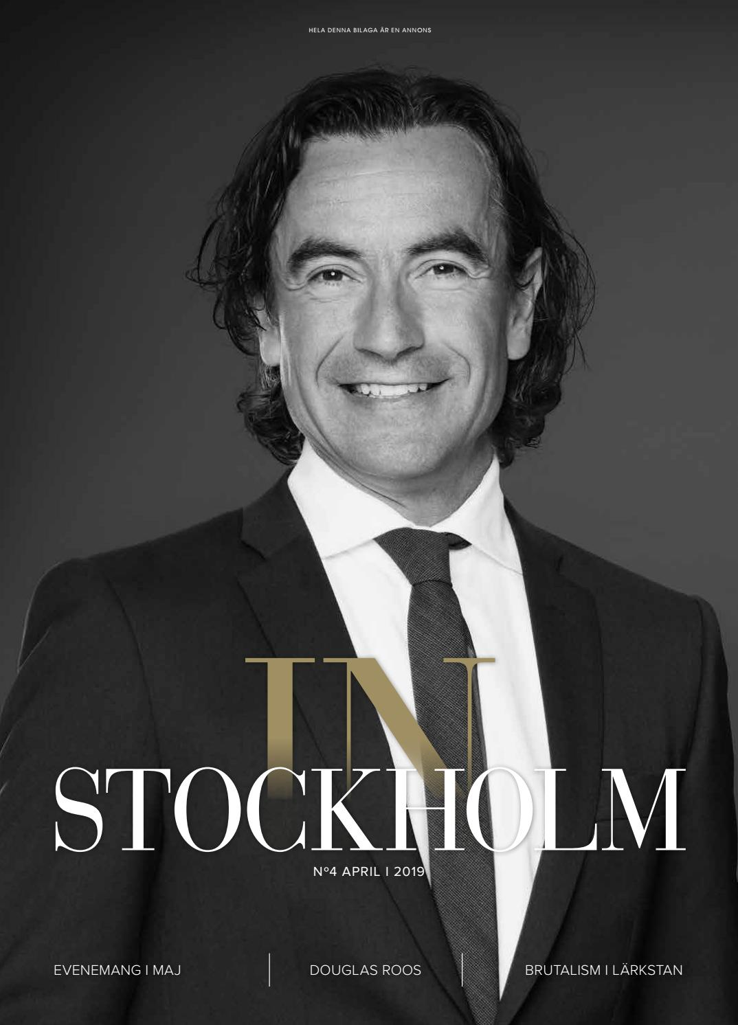 ba40c19c1 In Stockholm 0419 by Newsfactory Media Group - issuu