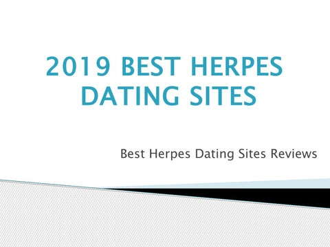 These dating sites help people with HIV and herpes find love