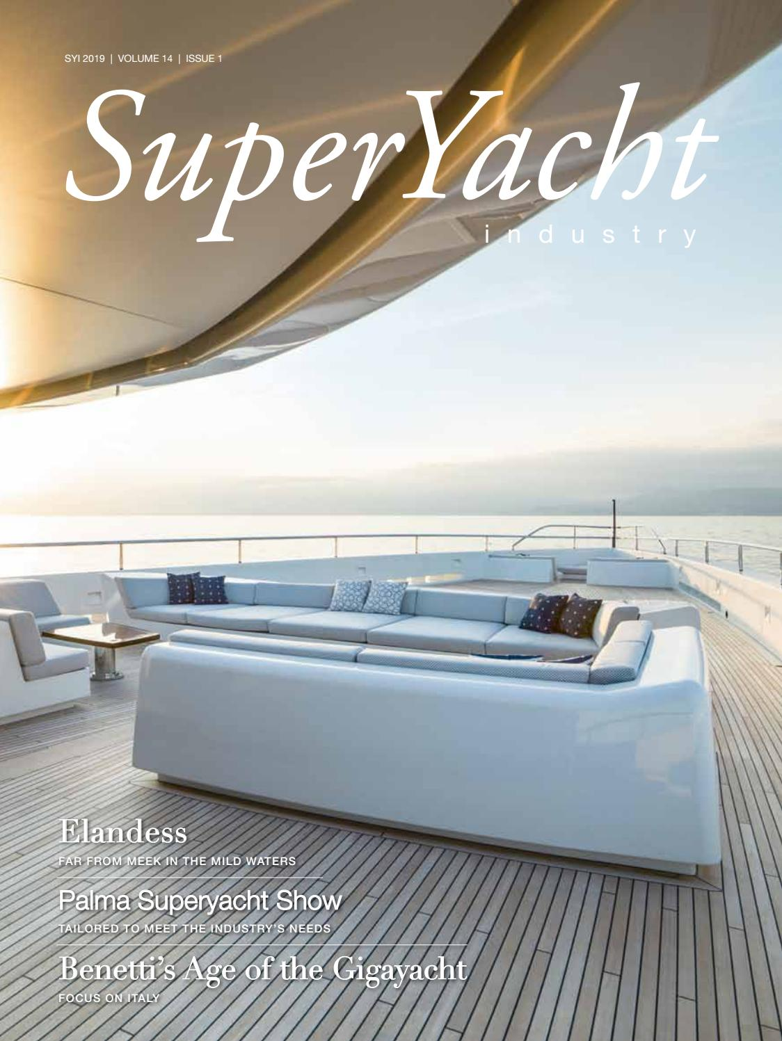 a i s spectacular september interior design s hall interior design pr SuperYacht Industry 2019 Issue 1 by Yellow u0026 Finch Publishers - issuu