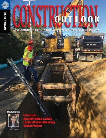 Construction Outlook April 2019 by Ucane - issuu