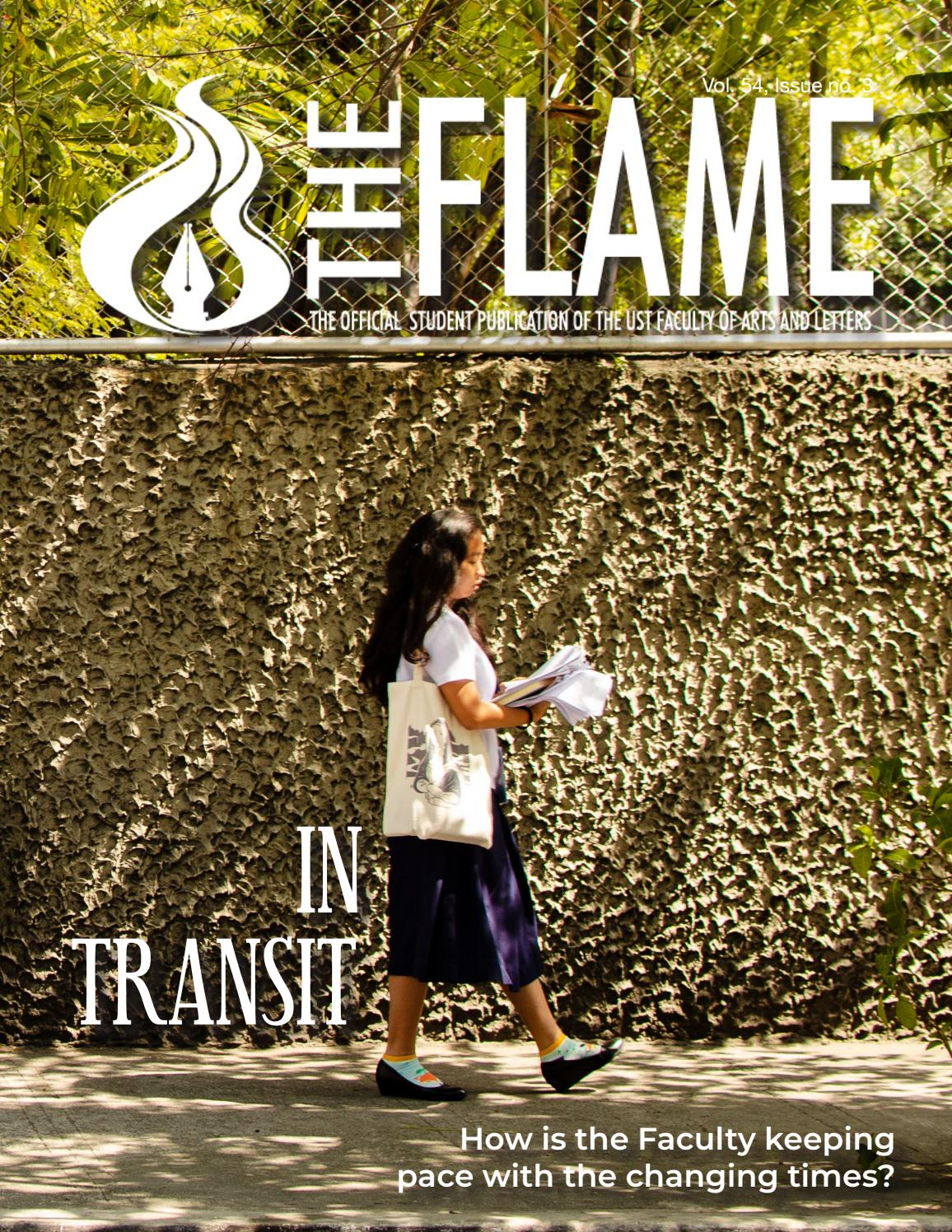 The Flame Vol  54 Issue No  3 by The Flame - issuu