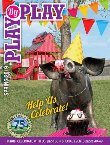 Play by Play Summer 2019 by Temple Parks and Recreation - issuu