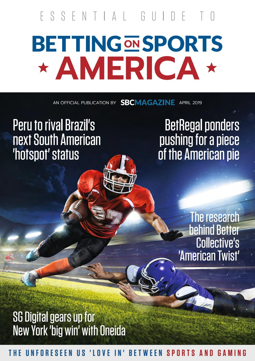 American sports betting aiding and abetting international law