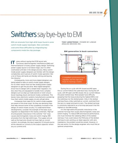 Page 13 of Switchers Say Bye-Bye to EMI
