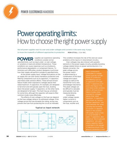 Page 32 of Power Operating Limits: How to Choose the Right Power Supply
