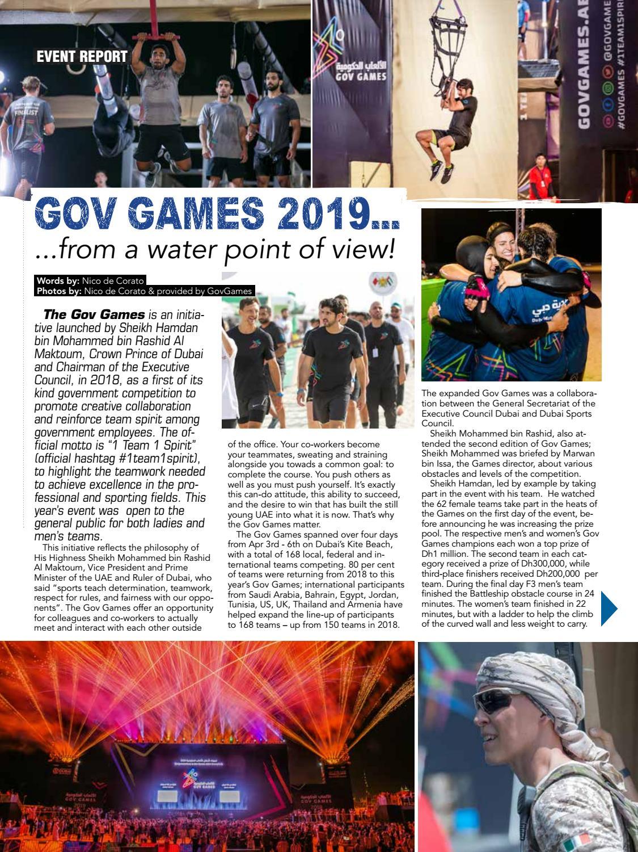 OutdoorUAE April-May 2019 page 20