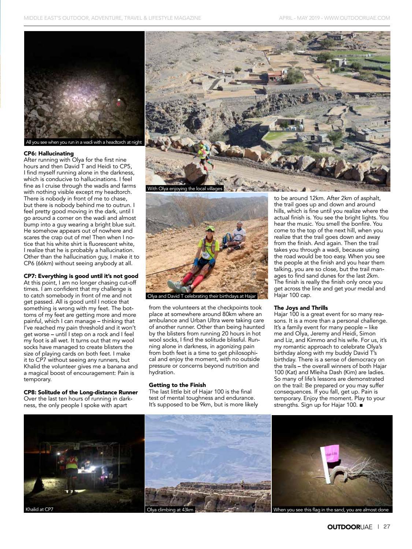 OutdoorUAE April-May 2019 page 27