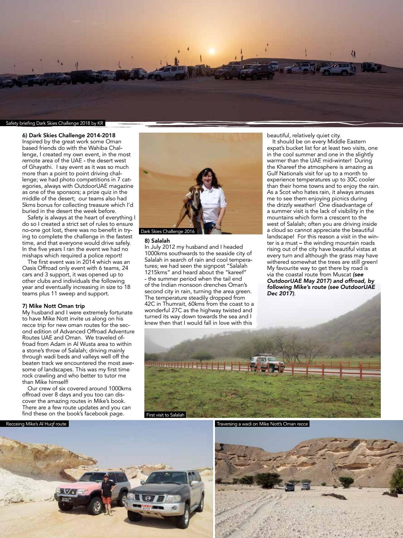 OutdoorUAE April-May 2019 page 40