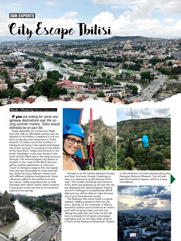 OutdoorUAE April-May 2019 page 58