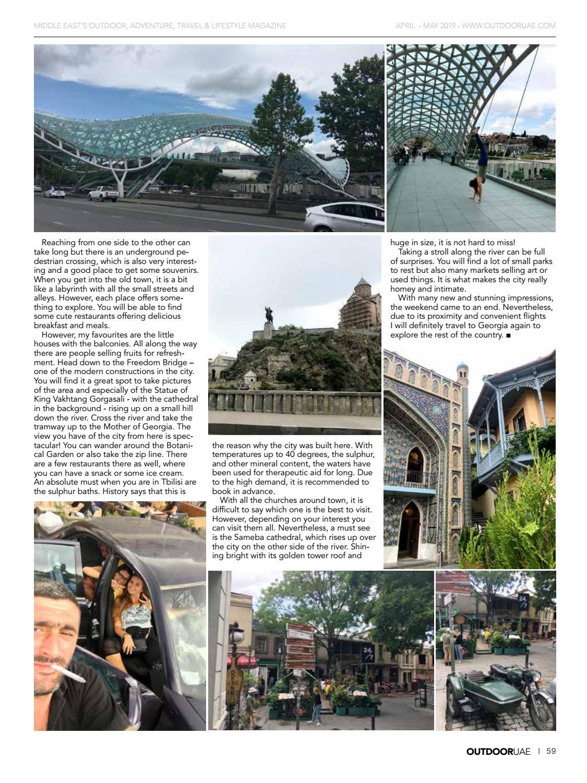 OutdoorUAE April-May 2019 page 59
