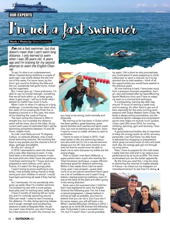 OutdoorUAE April-May 2019 page 60