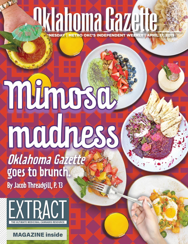 Cool Mimosa Madness By Oklahoma Gazette Issuu Wiring Digital Resources Helishebarightsorg