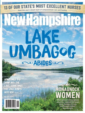 New Hampshire Magazine May 2019 by McLean Communications - issuu