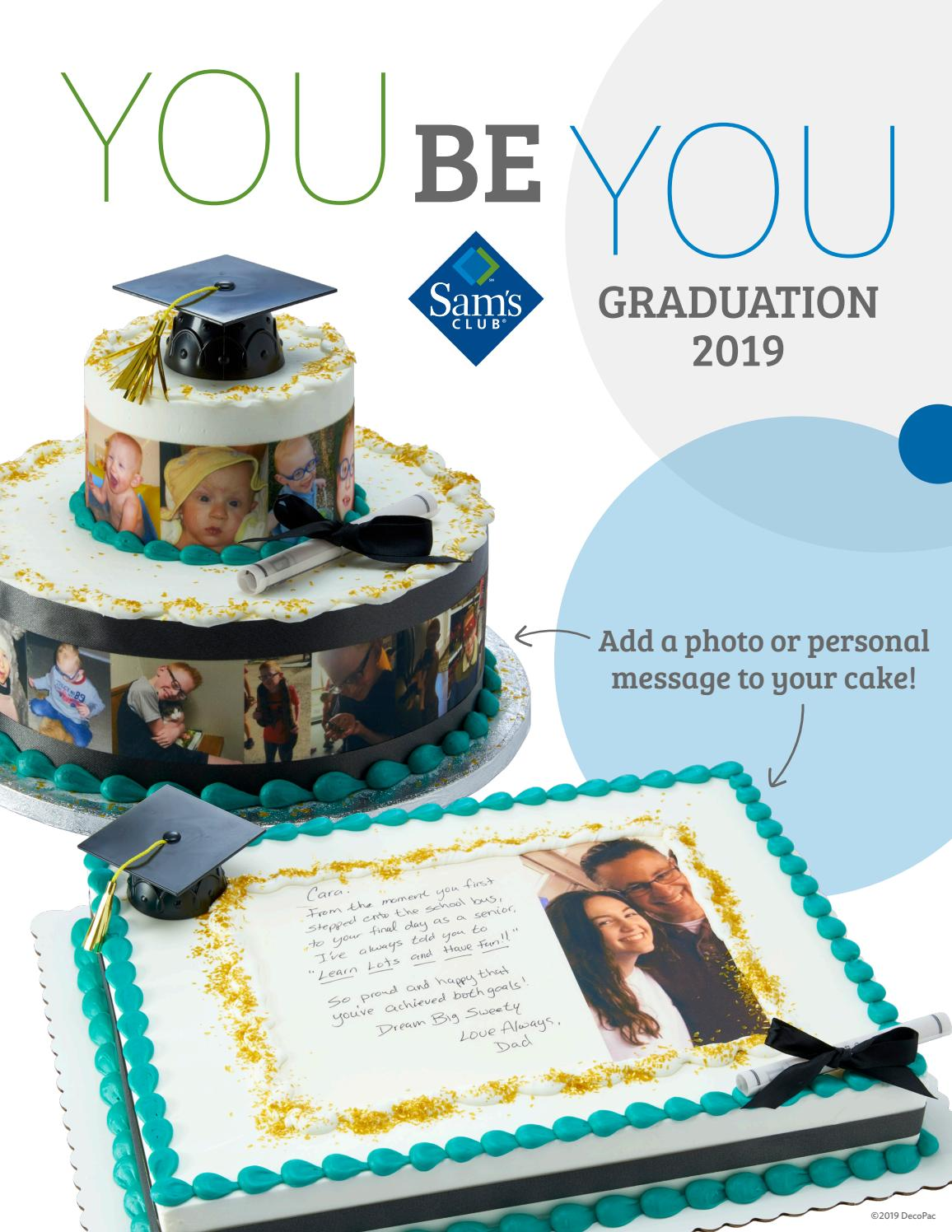 Brilliant Sams Graduation Look Book 2019 By Decopac Issuu Funny Birthday Cards Online Alyptdamsfinfo