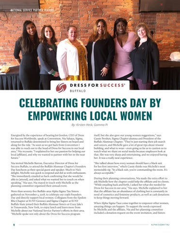 Page 10 of Celebrating Founders Day By Empowering Local Women