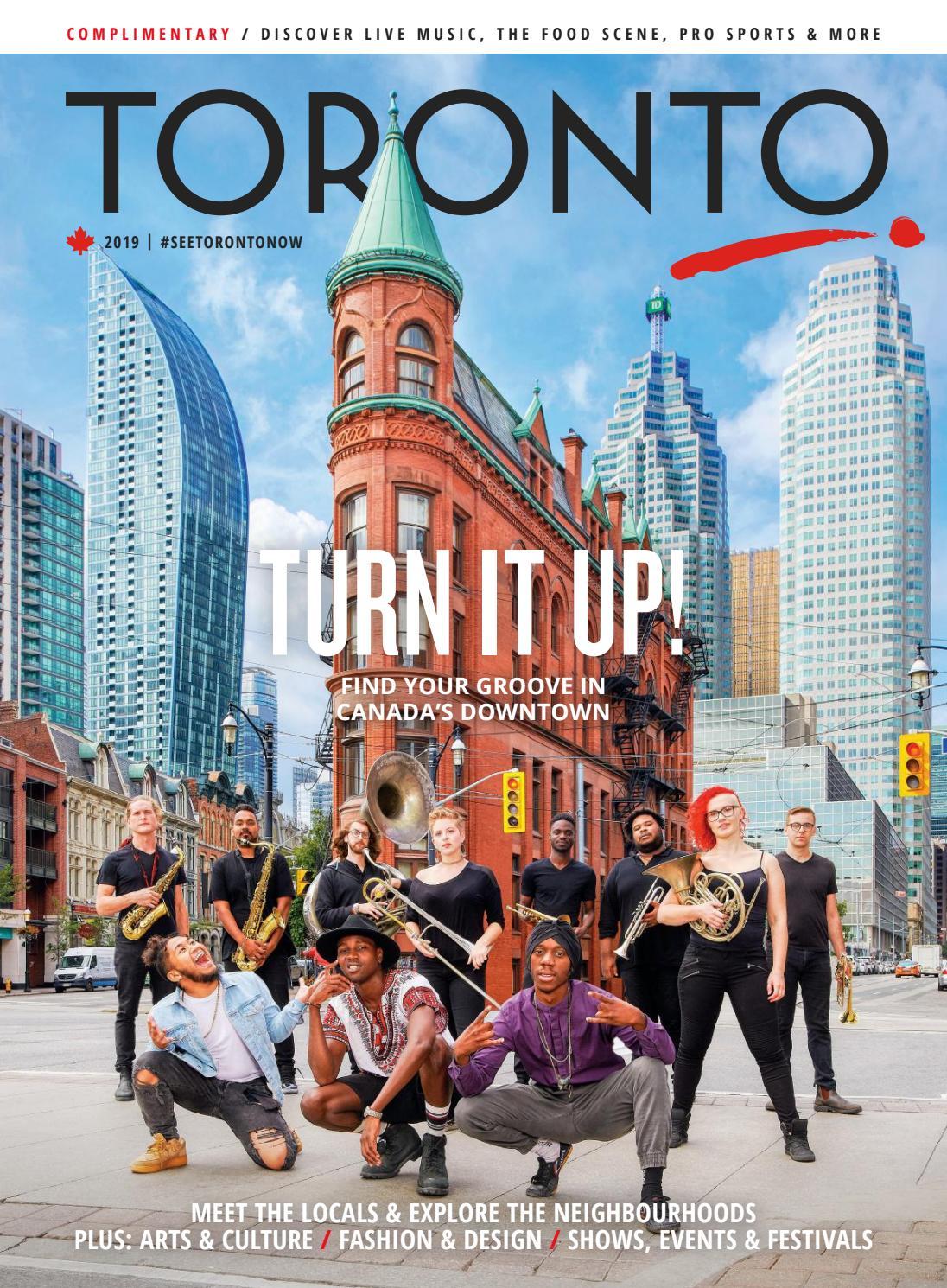 4ccd44b222ee97 2019 Toronto Magazine by Tourism Toronto - issuu