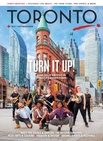 best service 48cb2 8c5bc 2019 Toronto Magazine by Tourism Toronto - issuu