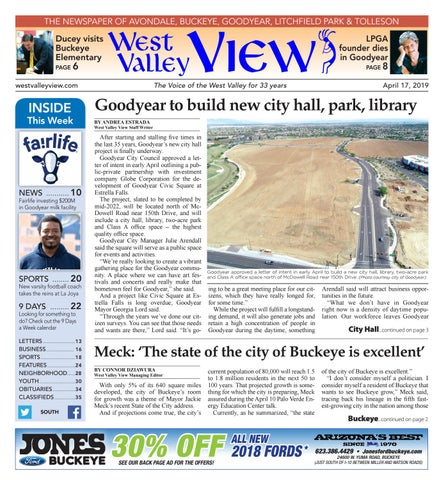 ada601b10803be West Valley View  South 04-17-2019 by Times Media Group - issuu