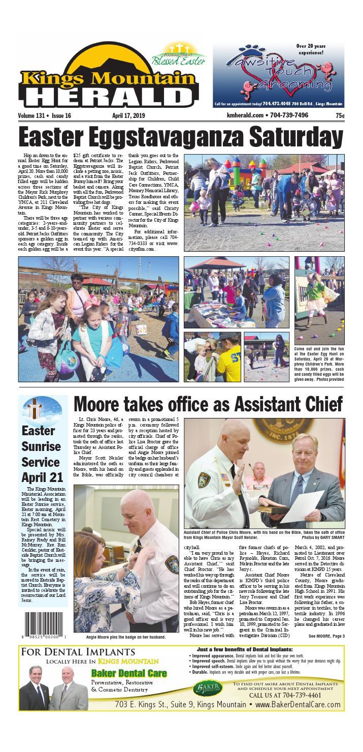 KM Herald 4-17-19 by Community First Media - issuu