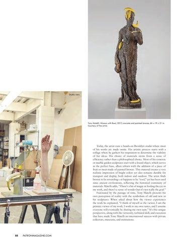 Page 90 of Zoë Buckman at Albertz Benda