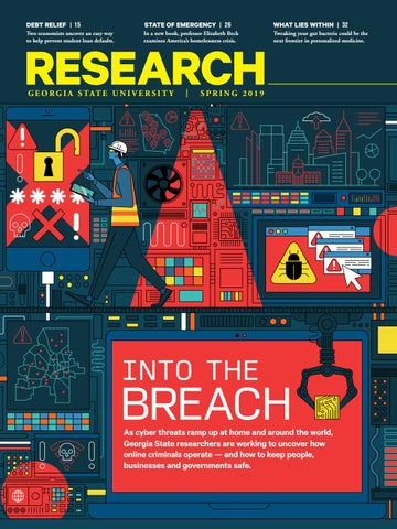 Georgia State University Research Magazine, Spring 2019 by