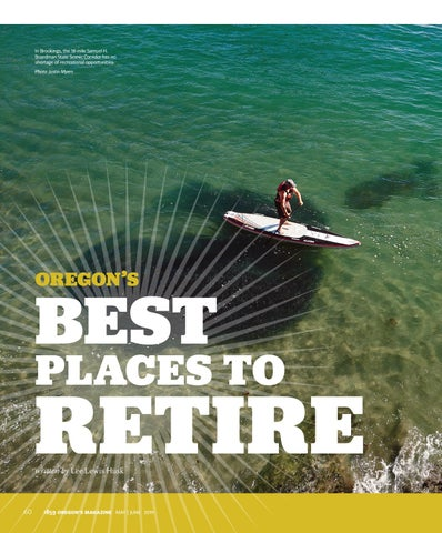 Page 62 of Oregon's Best Places to Retire