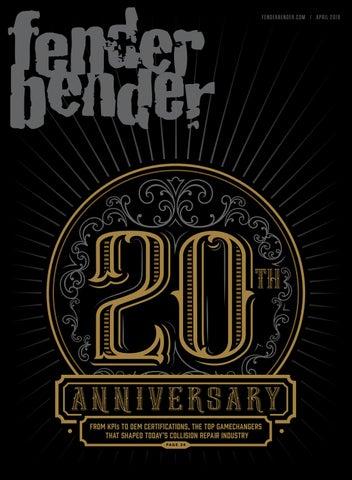 FenderBender - April 2019 by 10 Missions Media - issuu