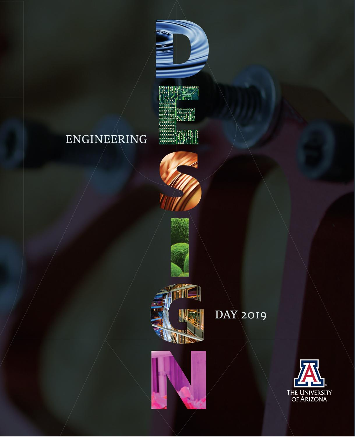 2019 Engineering Design Day by University of Arizona College