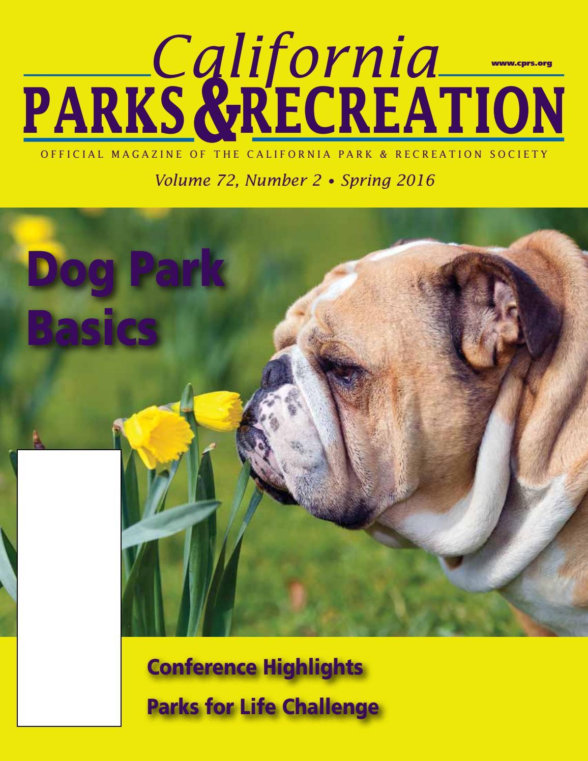 California Parks Recreation Magazine Spring 2016 Vol 72 No 2 By John Glaeser Issuu