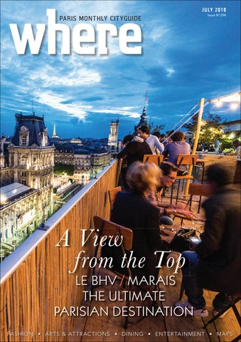 official photos ca8fe 01433 Where Magazine Paris July 2018 by Morris Media Network - issuu