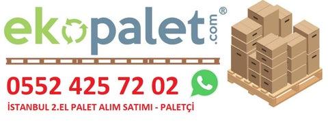 Page 2 of (0552 425 72 02) -İSTANBUL İKİNCİ EL EURO PALET ALANLAR SATANLAR