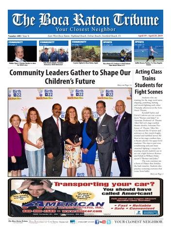 The Boca Raton Tribune ED 408 by The Boca Raton Tribune - issuu