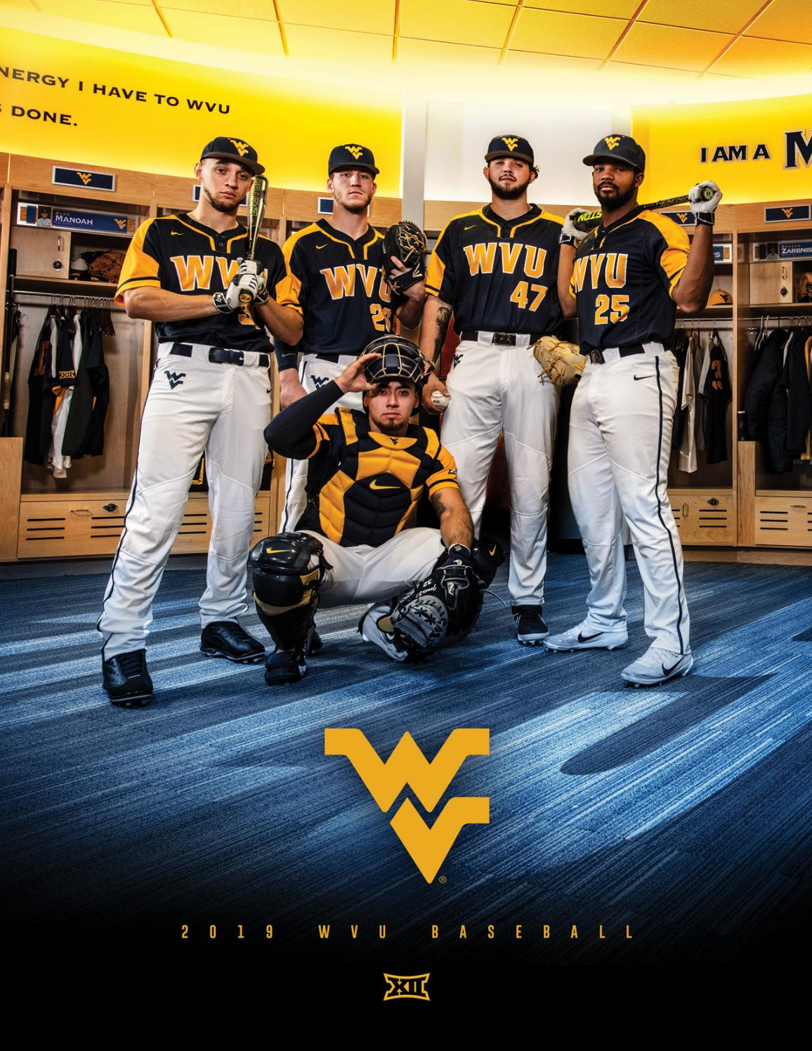 2019 WVU Baseball Guide by Joe Swan - issuu