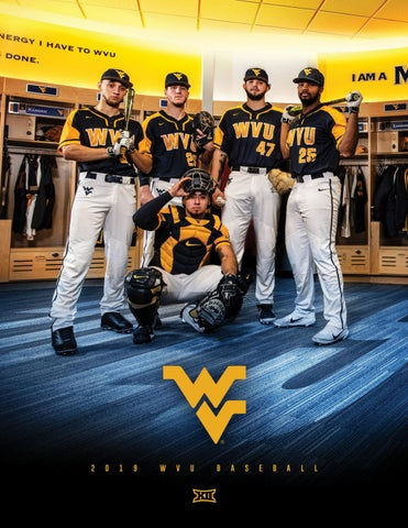 5c94c1f80d1 2019 WVU Baseball Guide by Joe Swan - issuu