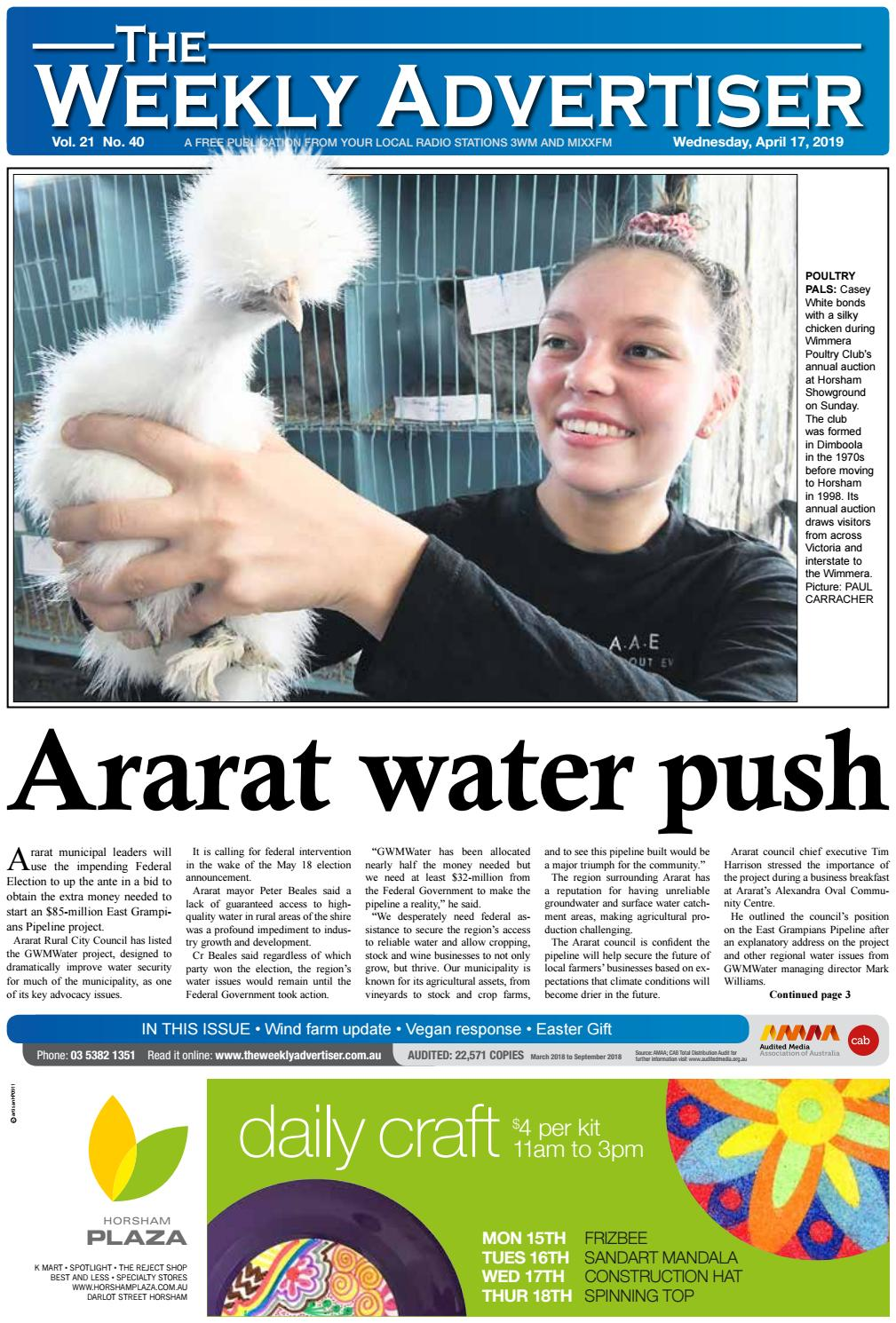0258fa6d0b4 The Weekly Advertiser - Wednesday