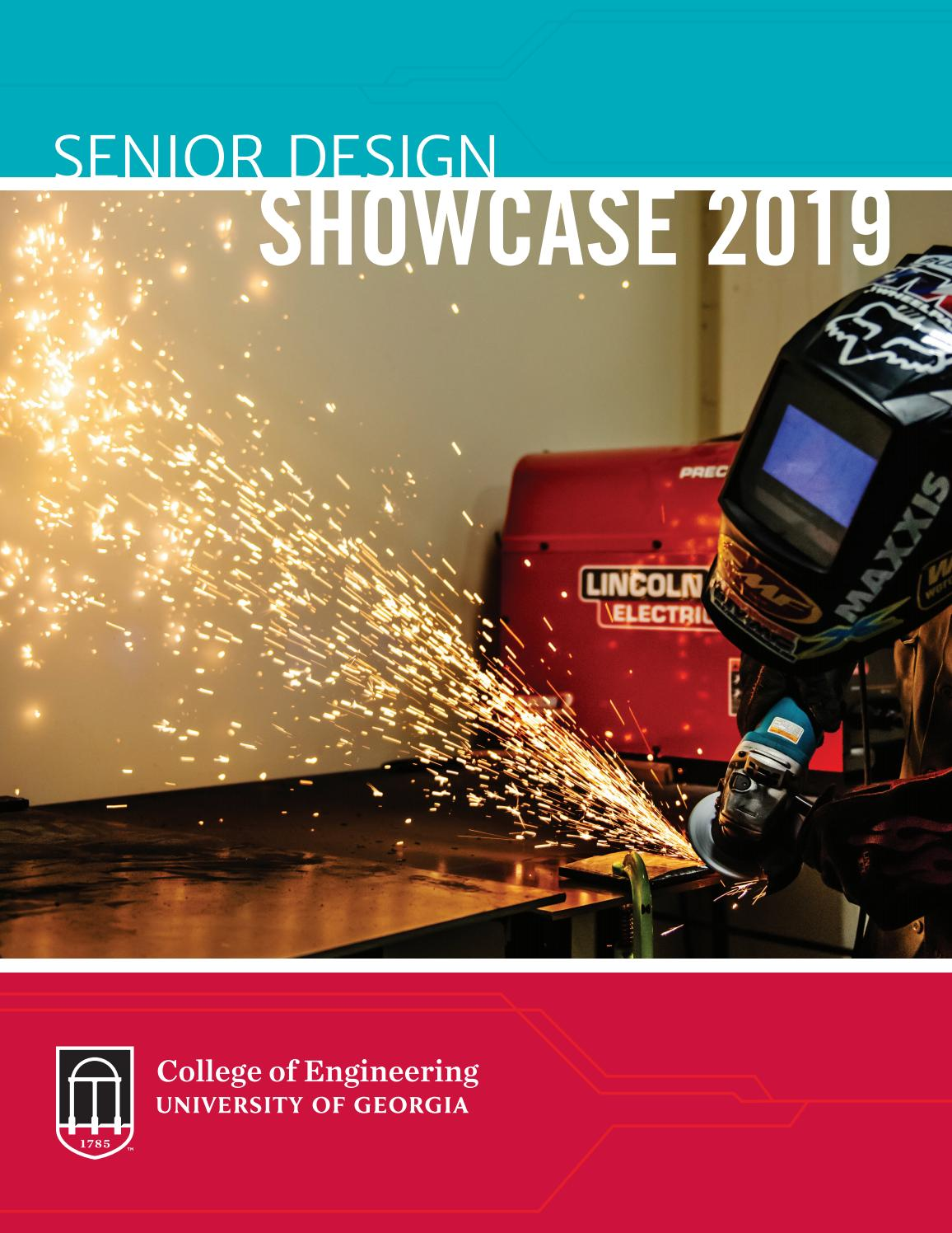 Georgio Design Bank.2019 Senior Design Showcase By Uga College Of Engineering Issuu
