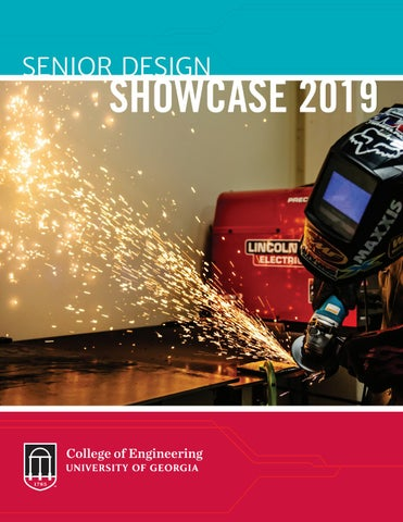2019 Senior Design Showcase by UGA College of Engineering - issuu