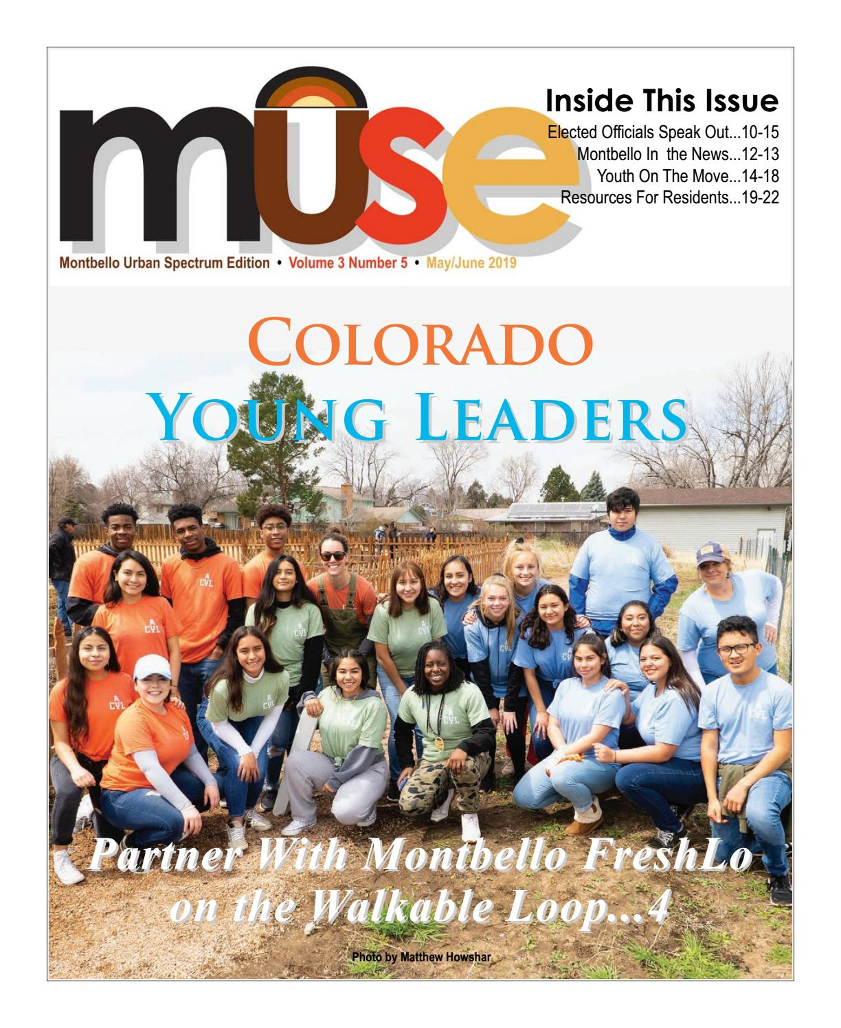 2bc917a23 MUSE May June 2019 by Denver Urban Spectrum - issuu