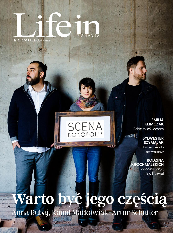 Lifein Lodzkie Nr 12 2 2019 By Life In Issuu