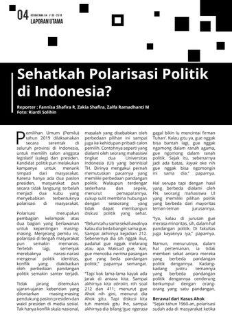 Page 4 of Sehatkah Polarisasi Politik di Indonesia?